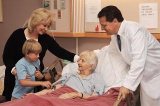 visiting nursing home